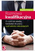 Rozmowa Kwalifikacyjna Angelika Sniegocka , wydanie III